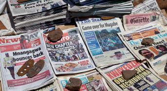 Media bias in Zimbabwe election reporting