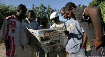 Analysis – Missing village, street voices in Zimbabwe elections