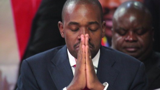 FACTSHEET: Chamisa's petition to Africa's rights commission