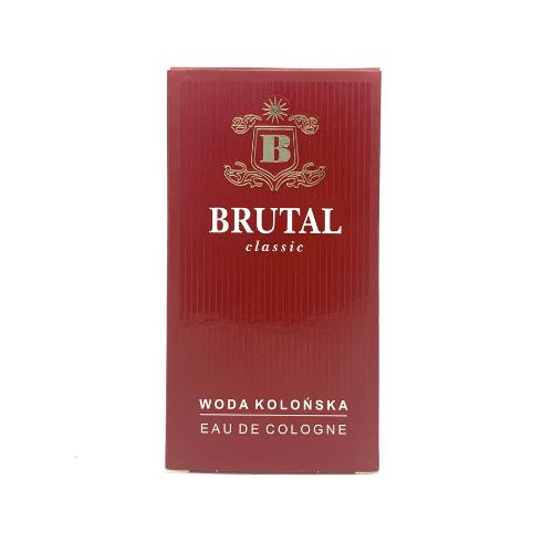 Brutal Classic Cologne 100ml/3.3 fl.oz.