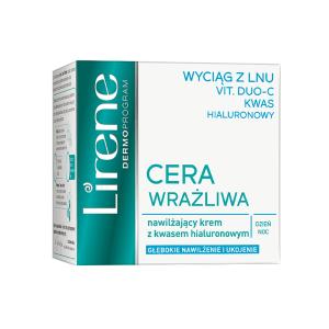 Lirene Moisturizing Day and Night Cream 50ml