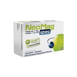 NeoMag Stress (50 Tablets)