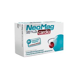 NeoMag Cardio (50 Tablets)