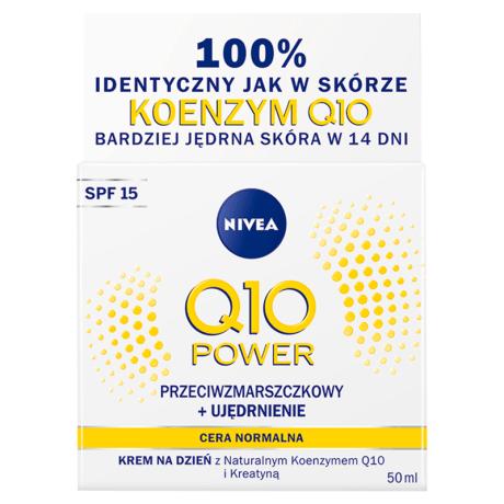 Nivea Q10 Power Smoothing Day Cream 50ml