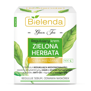 Bielenda Green Tea Regulating Night Cream 50ml