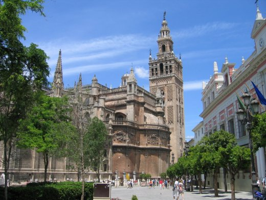 Kathedrale von Sevilla