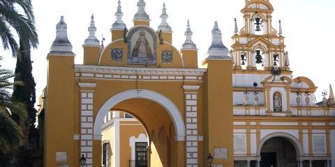 Basilica of la Macarena in Seville