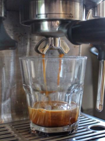 Coffee. Need I say more? Photo: Su Leslie, 2014