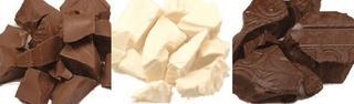 Wilbur Pure Milk Chocolate Confectionary Coating Bars