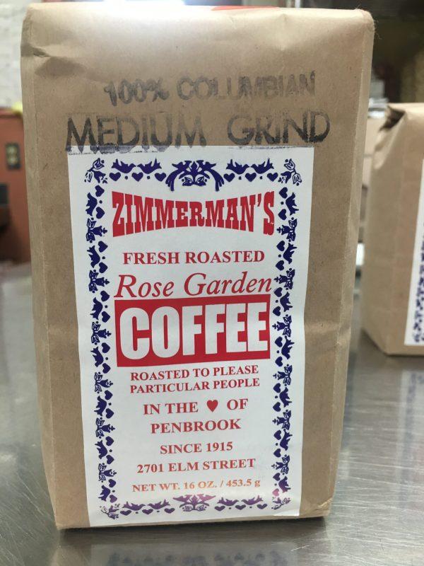 Columbian Medium Grind Coffee