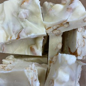 White Pure Rocky Road