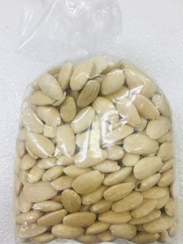 16 oz Raw Blanched Whole Almond