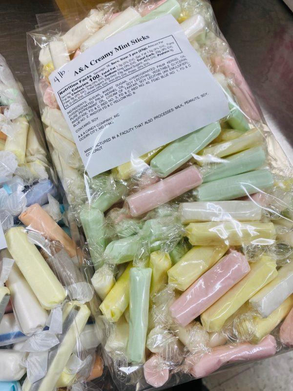 Bulk Mint Cream Stick