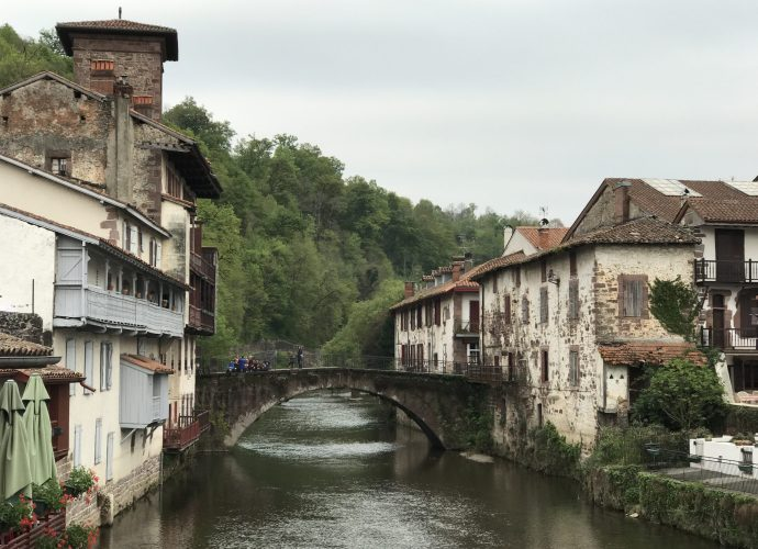 Camino St Jean Pied de Port