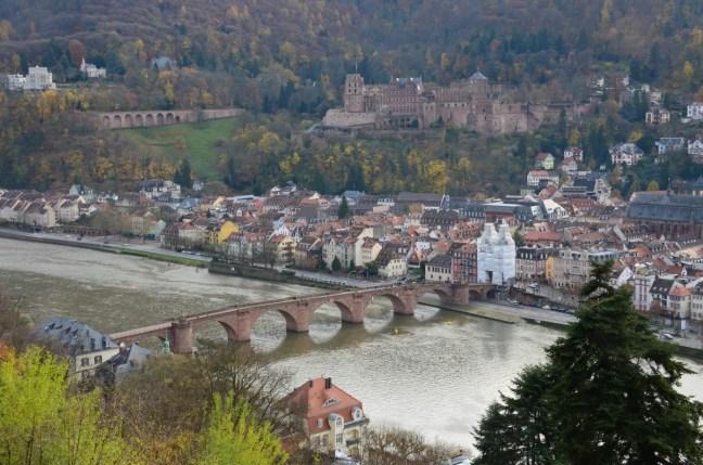 Thanksgiving n Heidelberg