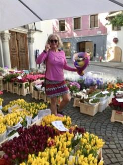 Arriving in Felkirch