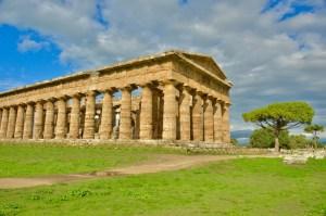 Paestum Temple of Neptune