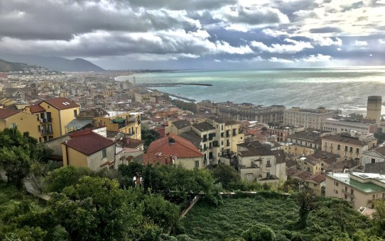 Salerno and Paestum
