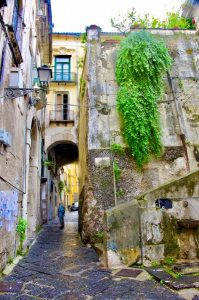 Salerno back alley
