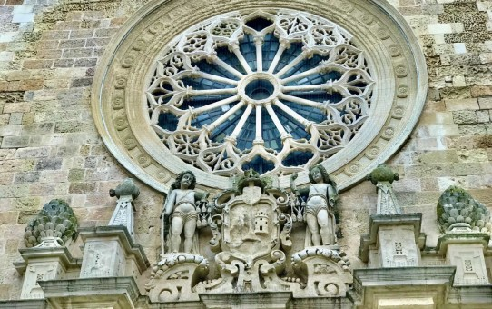 The 'White City' of Lecce
