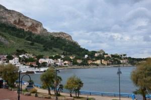 Sferracavallo Bay
