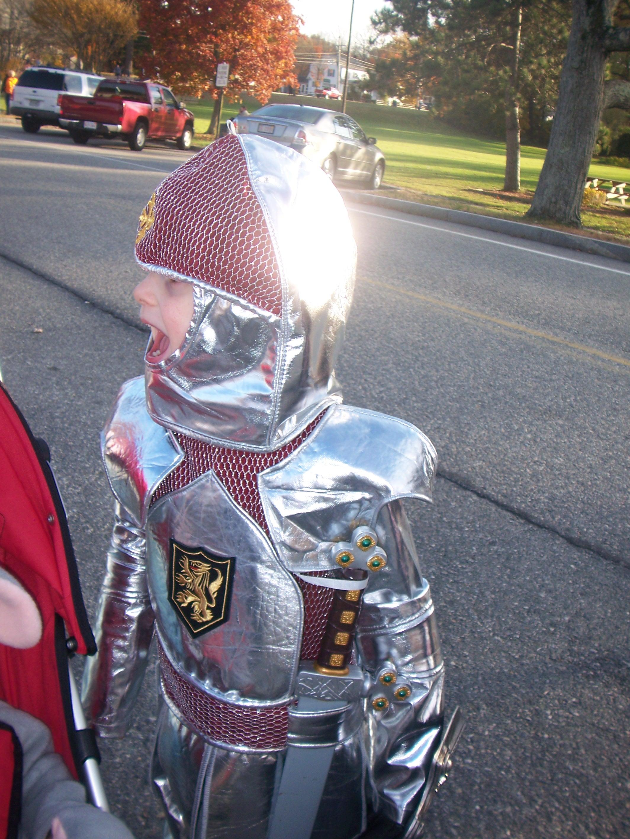 """""""I'm a GOOD Knight"""""""