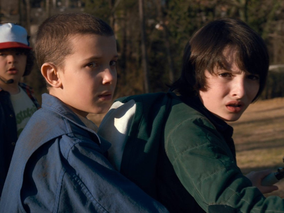 eleven-and-mike-stranger-things-netflix