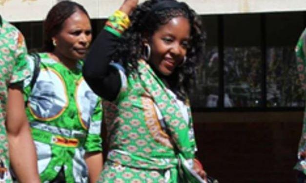 Zanu PF owns Blue Roof, Bona Mugabe house