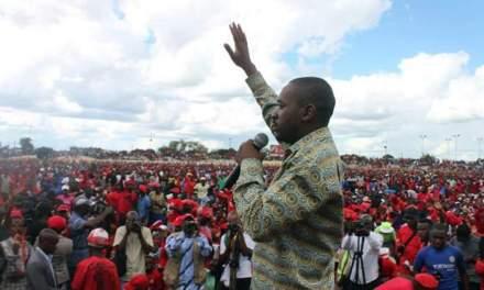Chamisa to trigger Demo in Gweru