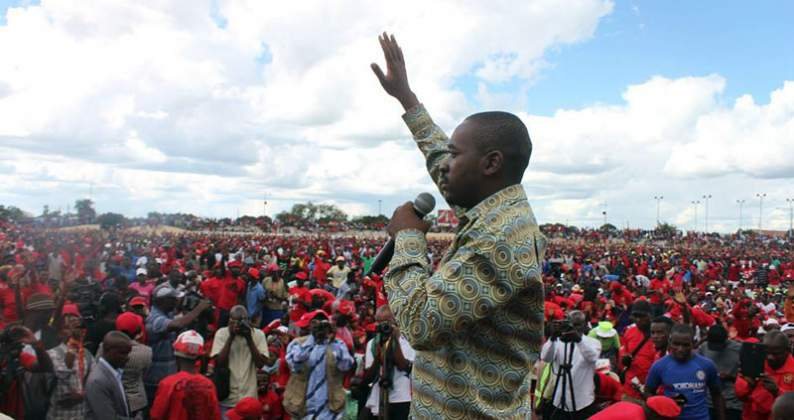Division rocks MDC-A camp as members run away with ballot papers ahead of By-election