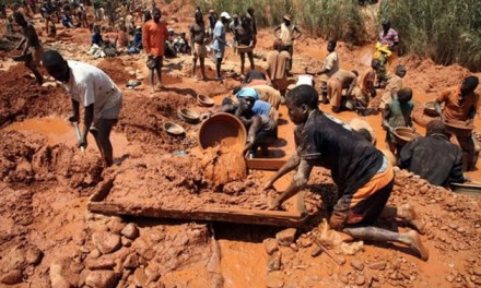 UPDATED: 23 miners perish in flooded shafts