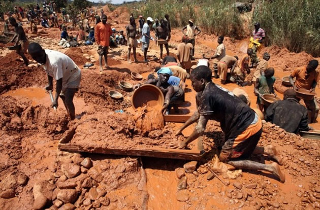 BREAKING: 23 illegal miners feared dead in Battlefields