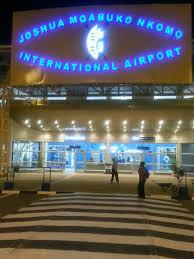 Revamp for JM Nkomo Airport