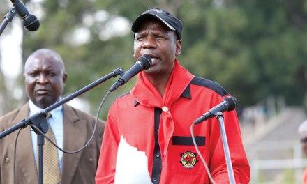 Police block ZCTU boss's release