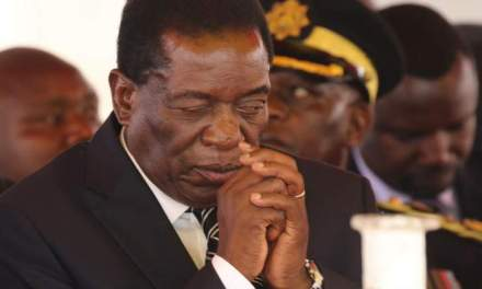 Mnangagwa survives fresh EU sanctions