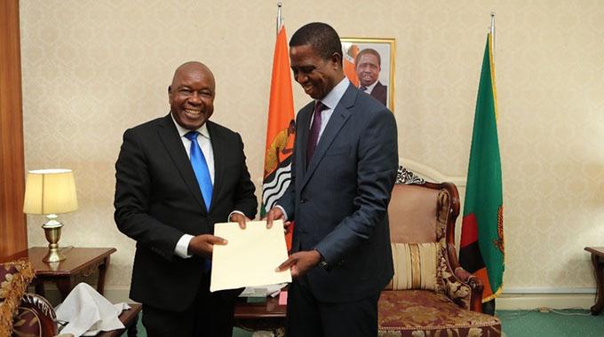 Mutsvangwa trashes fake Twitter, talks diplomacy