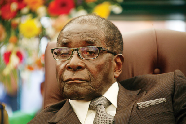 Mugabe to old to be listened to:Mangwana