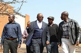 MDC-A decry Command injustice on Biti