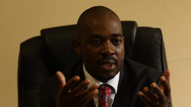 Chamisa overrating self