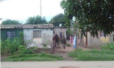 JUST IN: Zimbabwe army in massive door-to-door search operation
