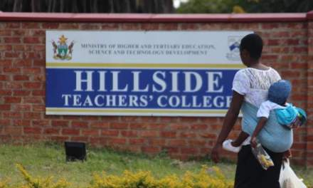 Hillside Teachers College students stage demo over fees top up