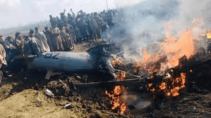 Nuclear loaded Pakistan 'shoots down two Indian jets'