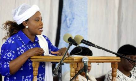 First Lady creates platform for girl-child interface