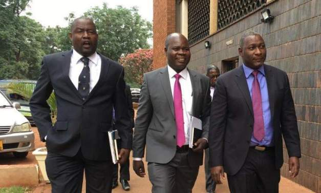 Drama as perm sec's wife arrested at Supa's trial