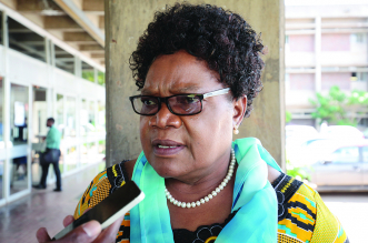 'I don't do kitchen dialogue'-Mai Mujuru speaks on snubbing ED's dialogue