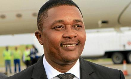 Mzembi's healthy video prompts State to demand medical report