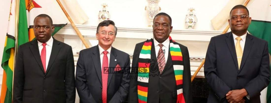 New UN Ambassador to Zim appointed