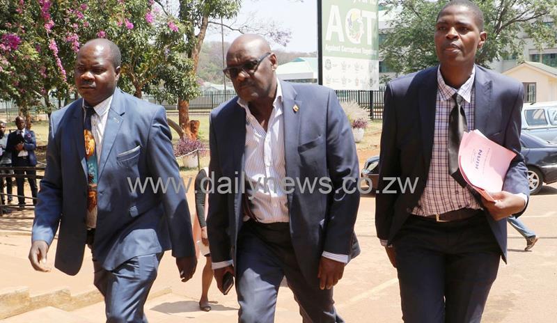 Parirenyatwa denies 'criminal abuse of office'