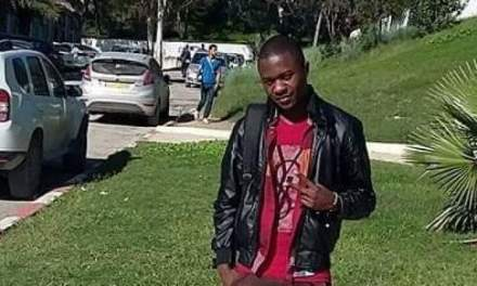 Zim student murdered in Algeria