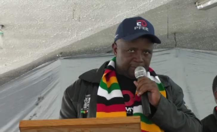 BREAKING: Top ZANU PF Youth leaders fired